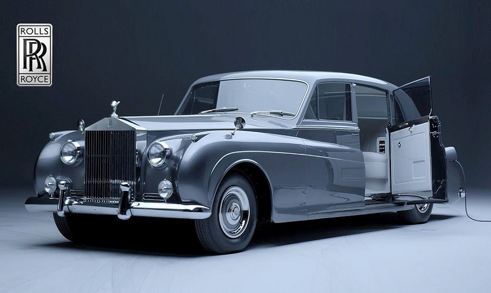 000. Rolls Royce Phantom V Electric 001 amperorio