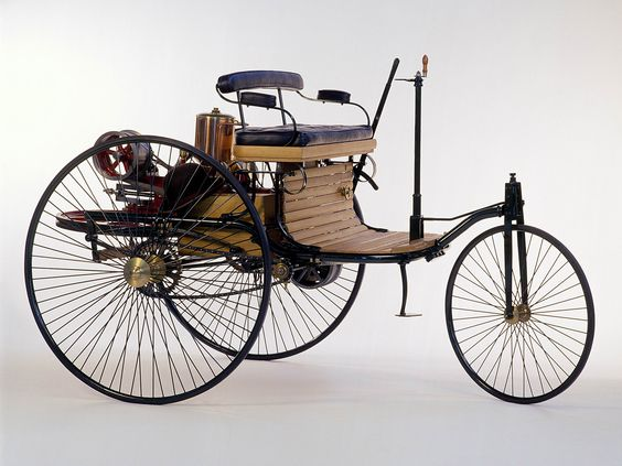 1888 mercedes electric