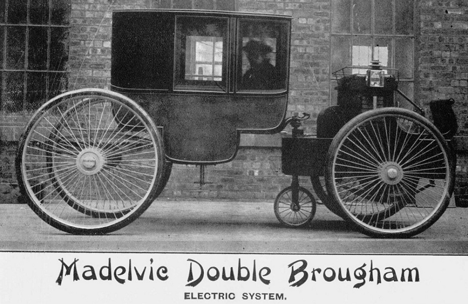 1898 Madelvic Motor Carriage Co. Ltd