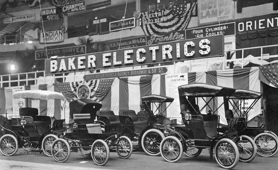 1899 baker electric