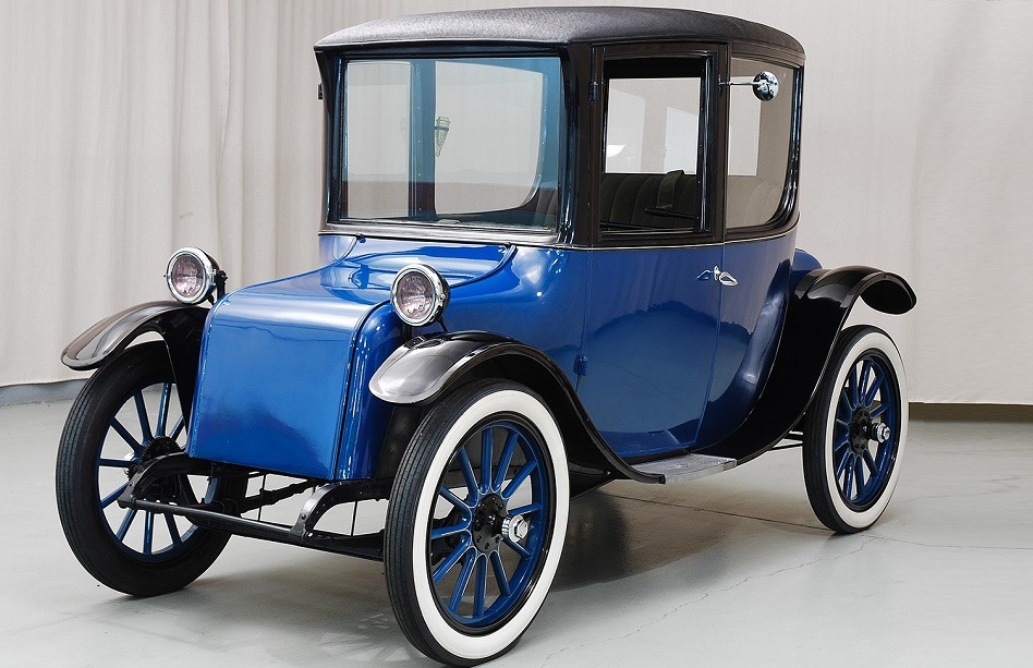 1916 Milburn Electric Coupe