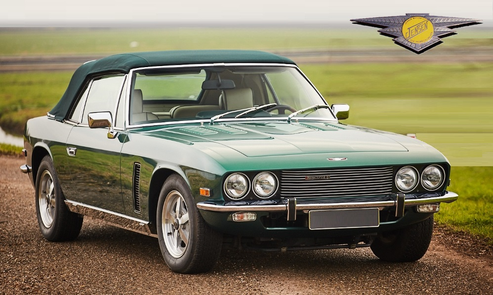 1975 Jensen Interceptor MKIII Convertible amperorio 011a