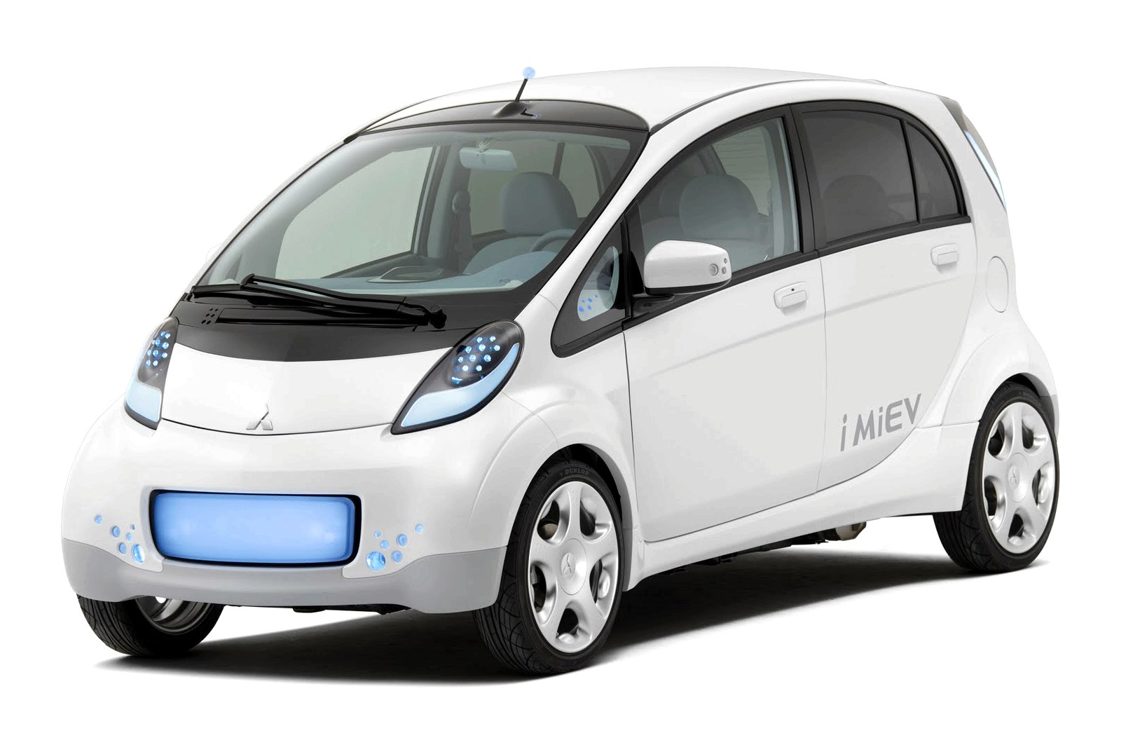 2009 mitsubishi electric cars