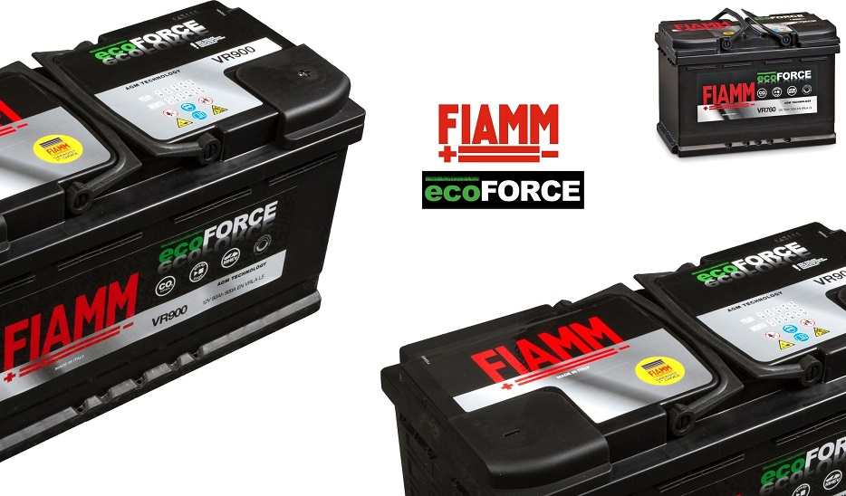 FIAMM EcoForce 001