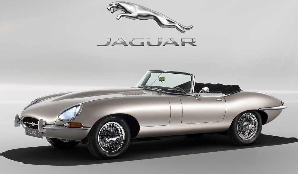 Jaguar E Type Zero 001