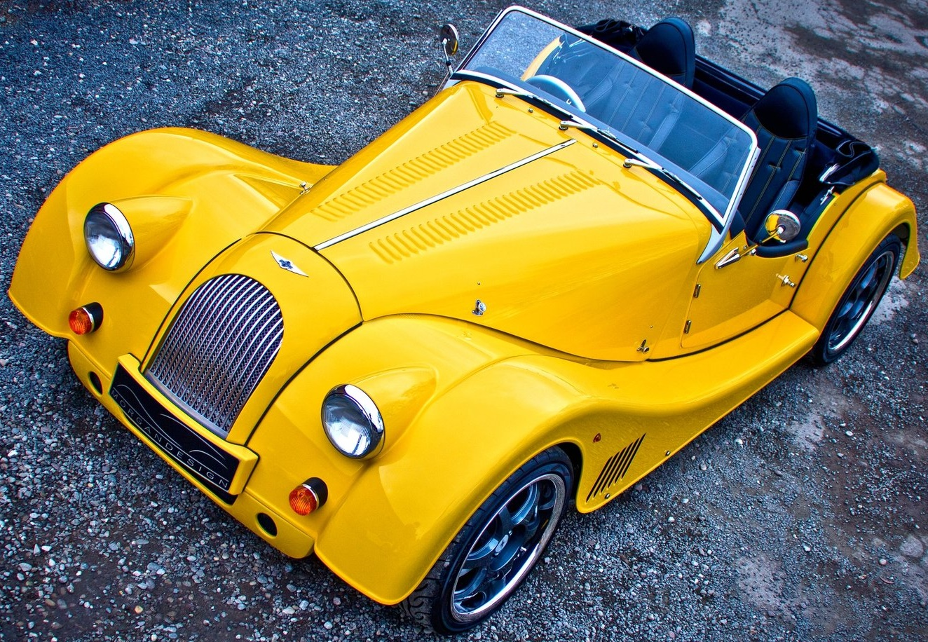 MORGAN Plus E 001