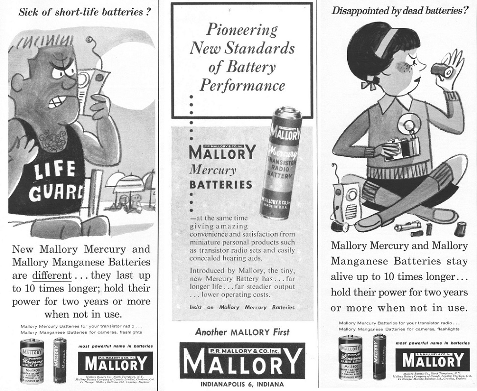 Mallory Battery Ad