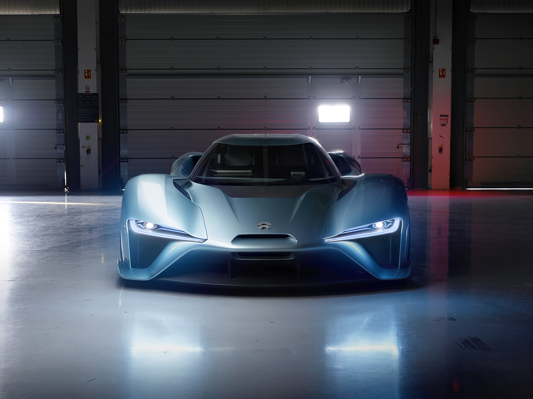 NIO EP9 made in China 2