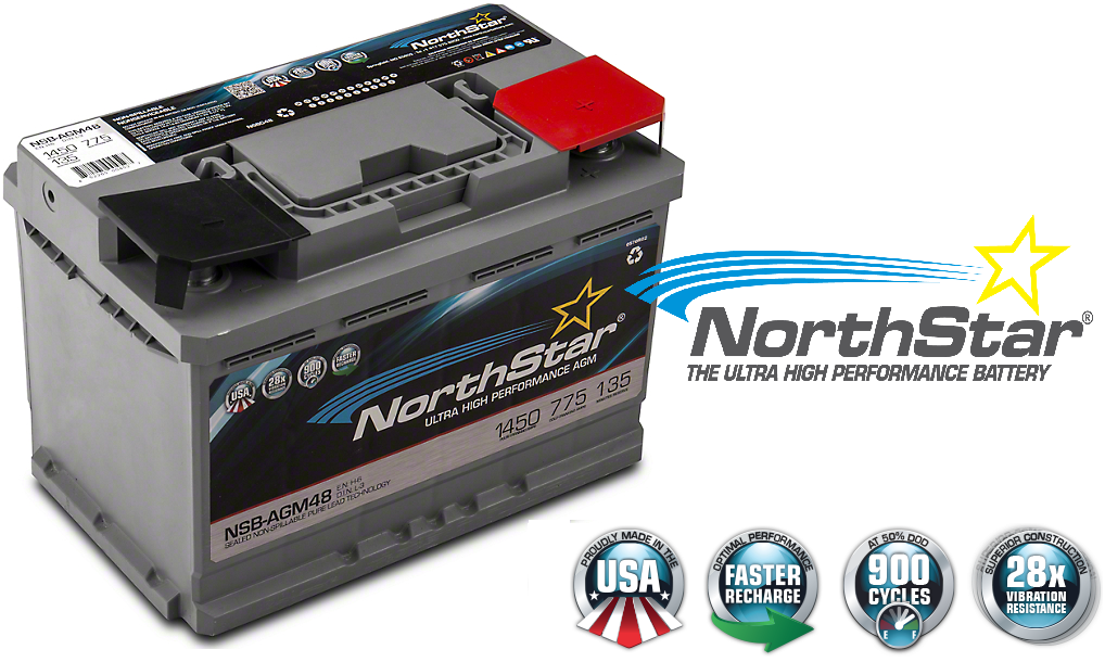 NORTHSTAR battery 001