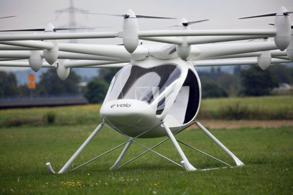 Volocopter 01
