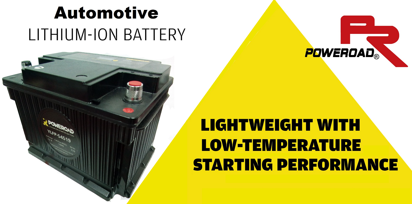 poweroad lithium automotive