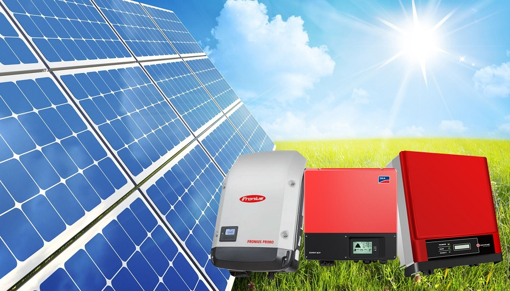 solar panel inverter battery amperorio