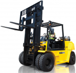 electric forklift 3b